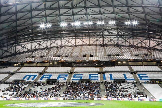 OM: L'Europa League fait encore un énorme bide au Vélodrome