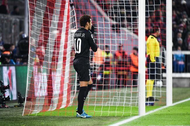 PSG: A Munich, la mauvaise attitude de Neymar a choqué