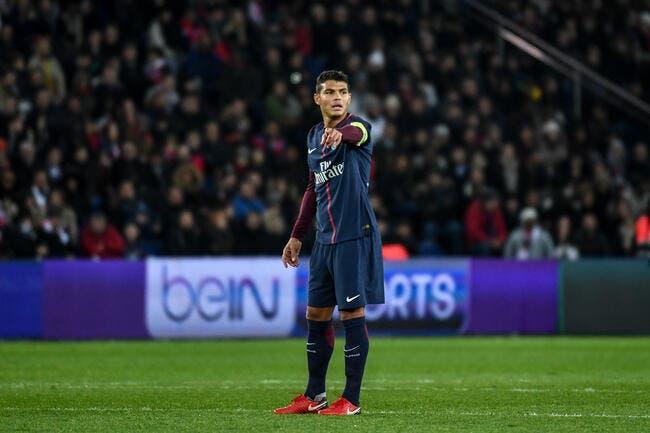 PSG : Bidon et mentalement atteint, Thiago Silva se fait tailler par Riolo