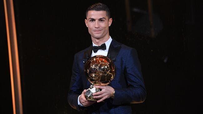 Ballon d'Or 2017 : « Incroyable, merveilleux », Cristiano Ronaldo est aux anges