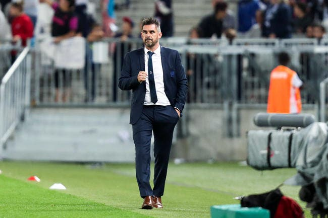 FCGB: Un seul Girondin a la confiance de Gourvennec