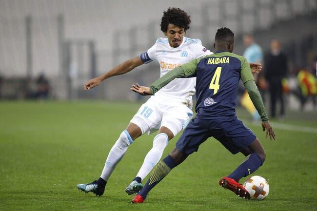 OM - RB Salzbourg : 0-0
