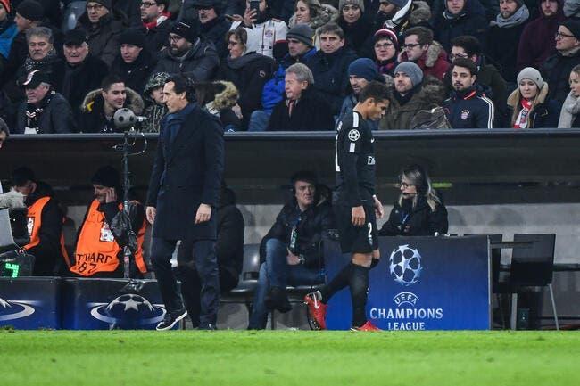 PSG: Thiago Silva absent pour un mois