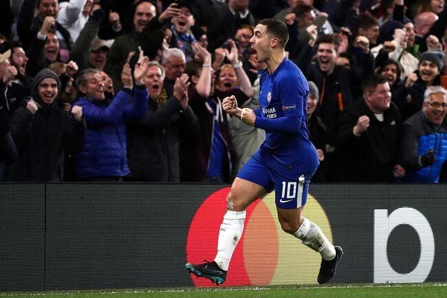 Real : Zidane appelle Hazard pour lui dire de venir à Madrid