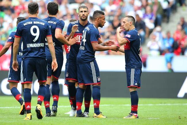 Ribéry le mal-aimé, Tolisso est déçu des Français
