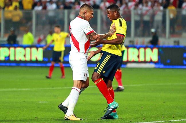 Le Pérou sans sa star face aux Bleus