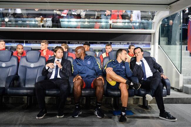 PSG: Ces cinq joueurs «découragés» par Emery avant le mercato