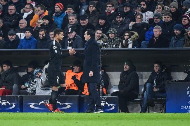PSG: Le Bayern, Thiago Silva… Emery vit dans son monde