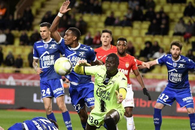 Ligue 1 : Monaco renversant, Guingamp performant