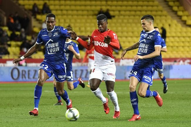 L1 : Monaco revient de l'enfer, Angers ne décolle pas