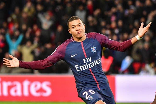PSG : L'énorme record de Kylian Mbappé !