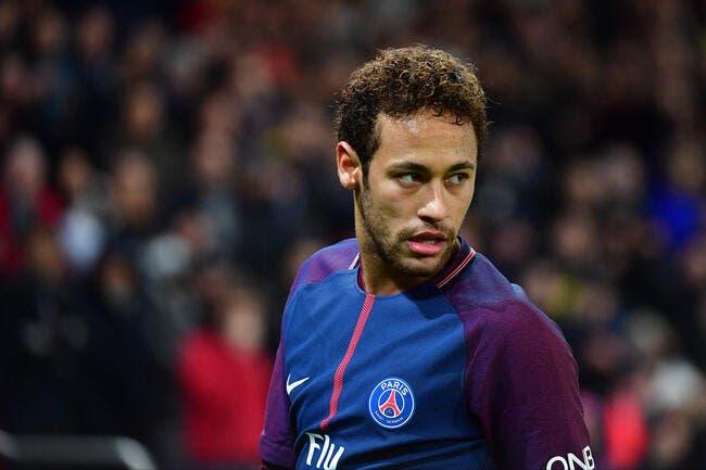 PSG : Neymar sera absent face à Strasbourg