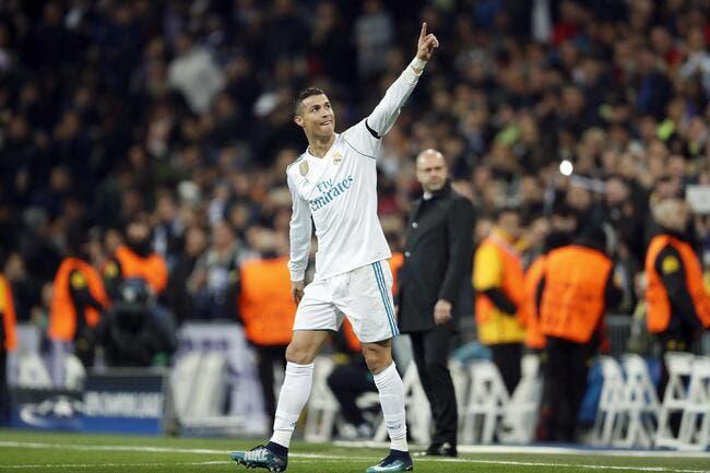 Real Madrid - FC Séville : 5-0