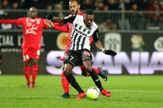 SCO : 19e et un nul à domicile, Angers y voit du positif