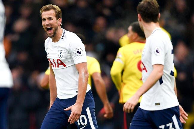 Tottenham - Stoke City : 5-1
