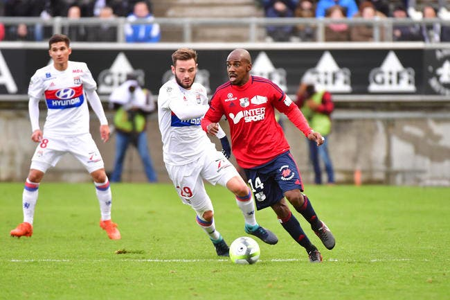 Amiens - OL : 1-2