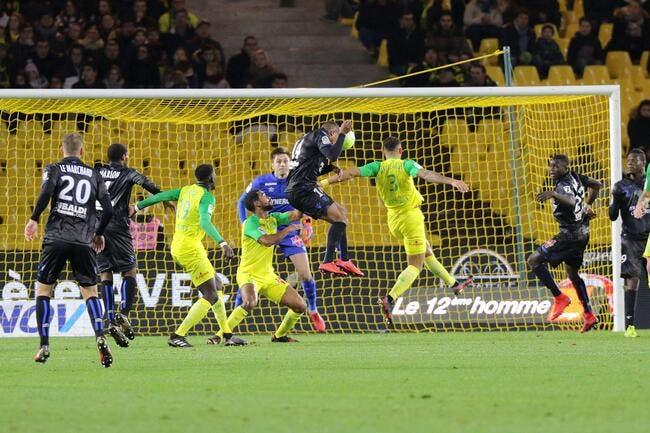L1 : Le top 4 s'éloigne pour Nantes, battu par Nice !