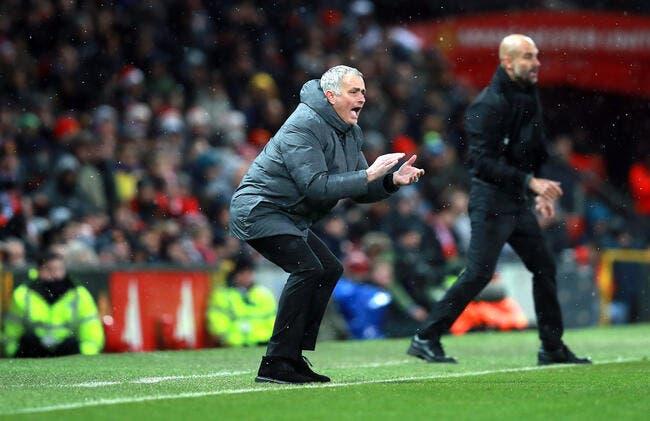 MU-Man City : Mourinho rend déjà les armes pour le titre