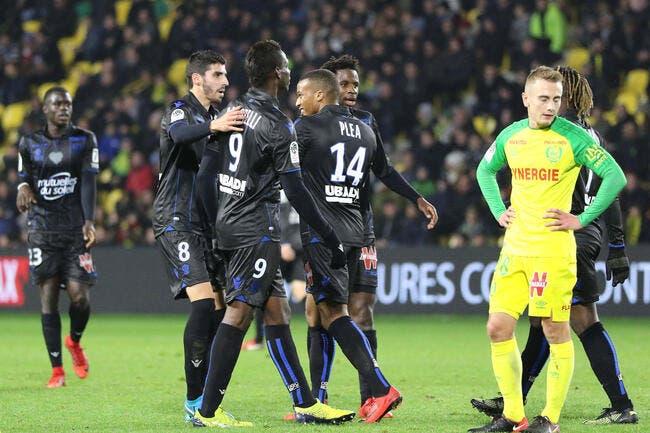 OGCN : Battre le Nantes de Ranieri, Favre y voit un signe