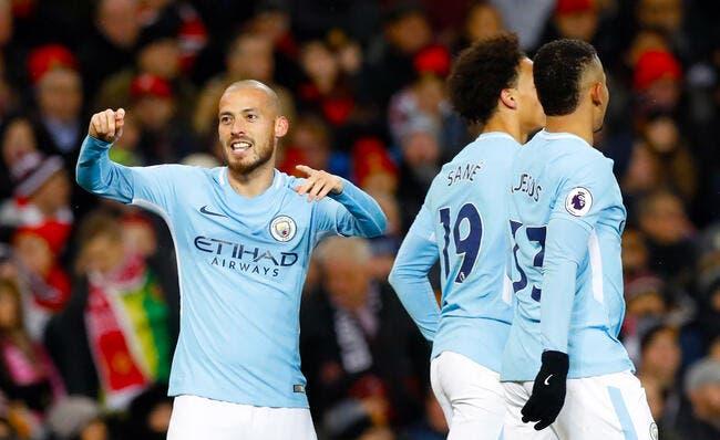 PL : Le Man City de Guardiola bat un record complètement fou