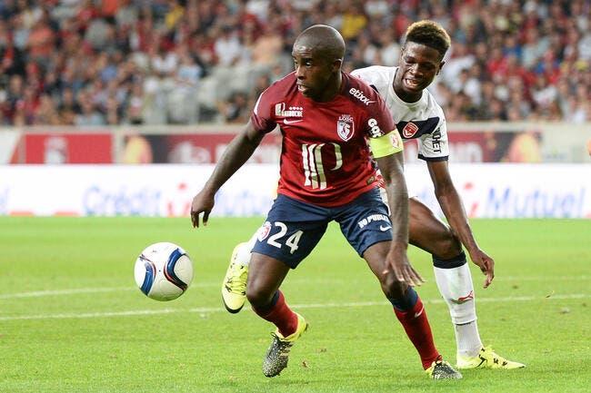 FCGB : Mavuba n'en revient pas de voir Bordeaux couler à ce point