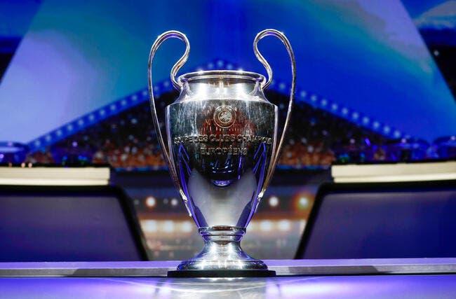 LdC : Le PSG tombe sur le Real Madrid !