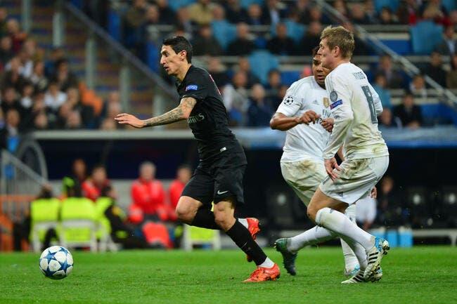 Madrid - PSG : Da Fonseca a vu «le grand méchantloup » pour le PSG