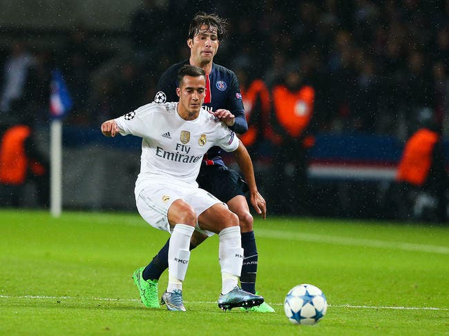 PSG : Maxwell ne pleure pas de tomber sur le Real Madrid