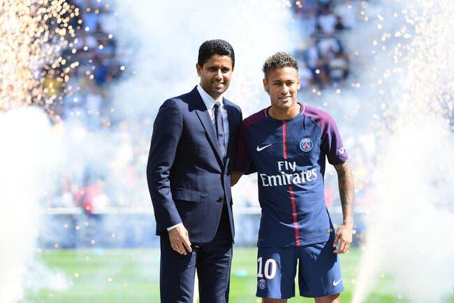 PSG : Neymar et Al-Khelaifi aident un club amateur à se sauver