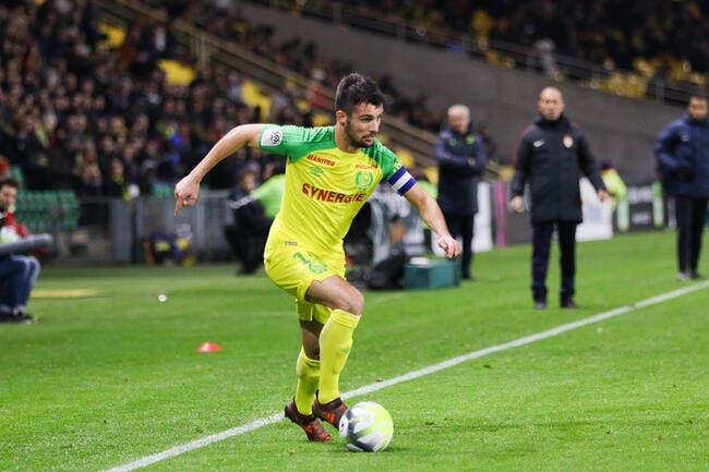 Un Croate pour remplacer Léo Dubois — Mercato FC Nantes