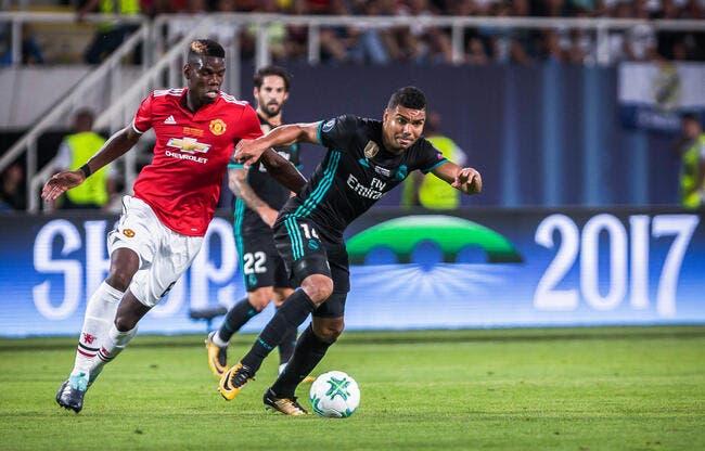 Man Utd : Pogba a recalé le Real en 2016, il dévoile pourquoi