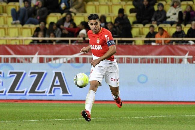 Monaco passe, le Tigre Falcao a griffé