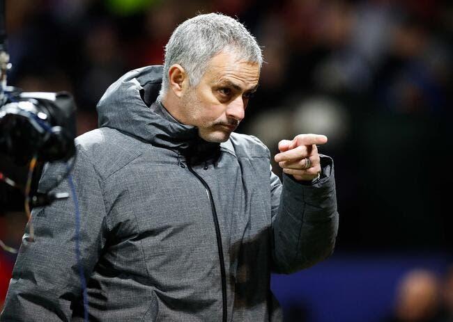 PSG: Mourinho veut à tout prix empêcher ce joueur de signer à Paris