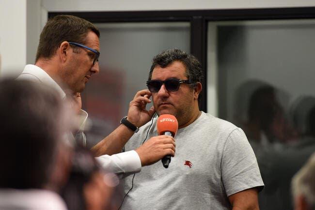 PSG : Un coup tordu de Raiola pour offrir cette recrue XXL au mercato ?