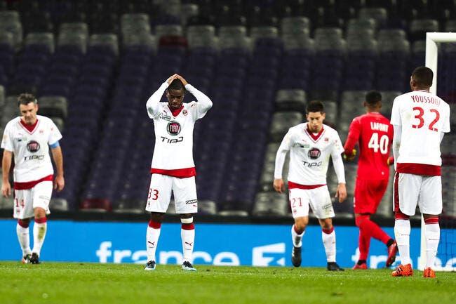 FCGB: Même au niveau amateur, les Girondins font pitié