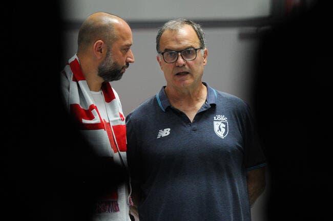 LOSC : Game-over, Bielsa a ruiné le plan de Lopez balance Riolo