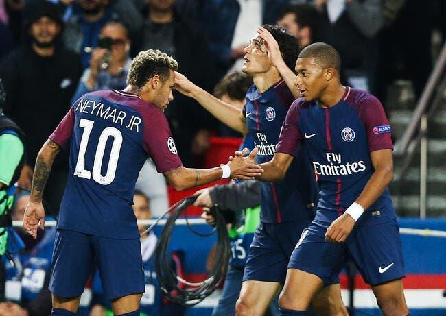 Neymar et Mbappé offrent le titre au PSG sur Google