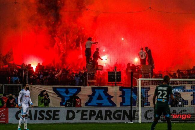 OL-OM : Les supporters marseillais interdits à Lyon !