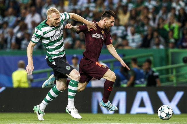 Liga : Parti du Barça, Mathieu a gagné au loto mercato