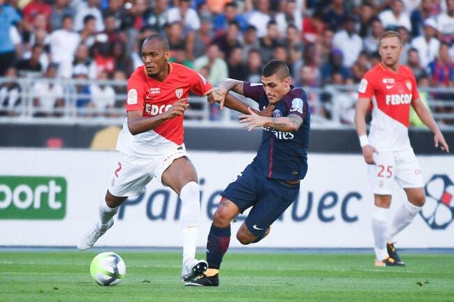 Fabinho annonce son départ en été — Monaco