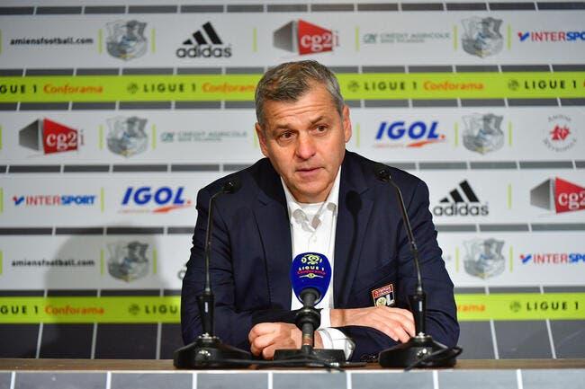 LFP : Un match de suspension pour Bruno Genesio