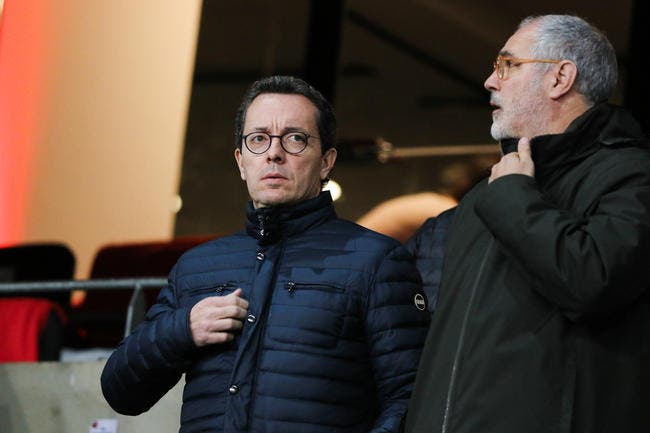 OM: L'arbitrage à Rennes, Eyraud ne compte pas en rester là