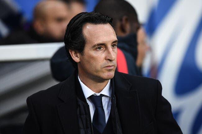 Emery est un très grand entraîneur, on a confiance en lui