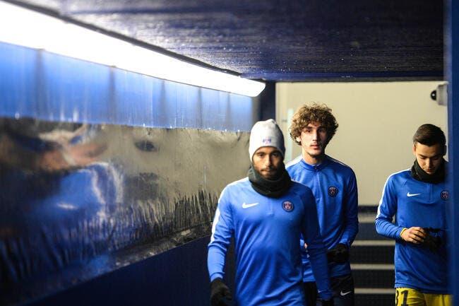 PSG : Malaga débarque avec une offre minuscule pour Lucas