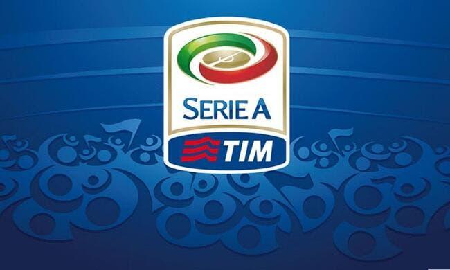 Serie A : Résultats de la 17e journée