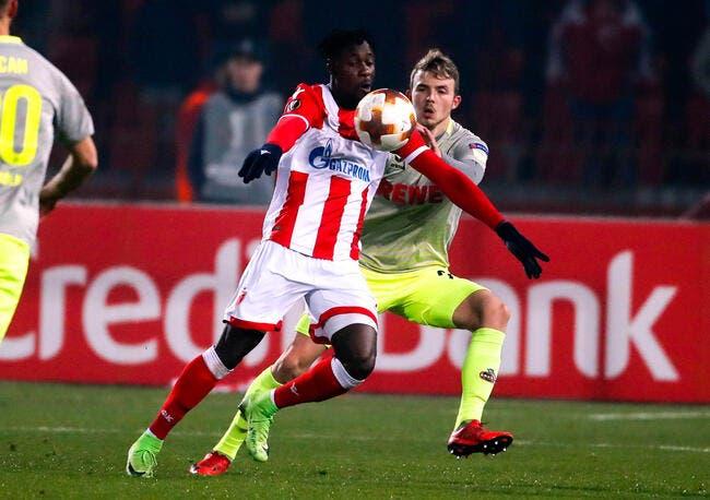 Mercato: Ciblé par Rennes, Boakye attend un signe