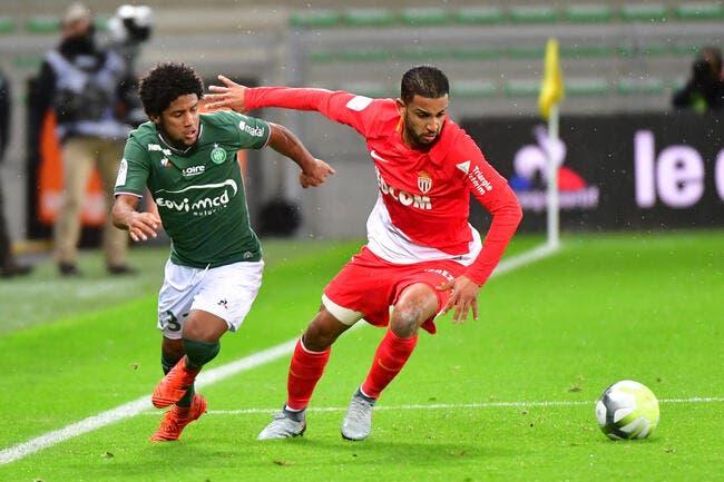 Saint-Etienne - Monaco 0-4