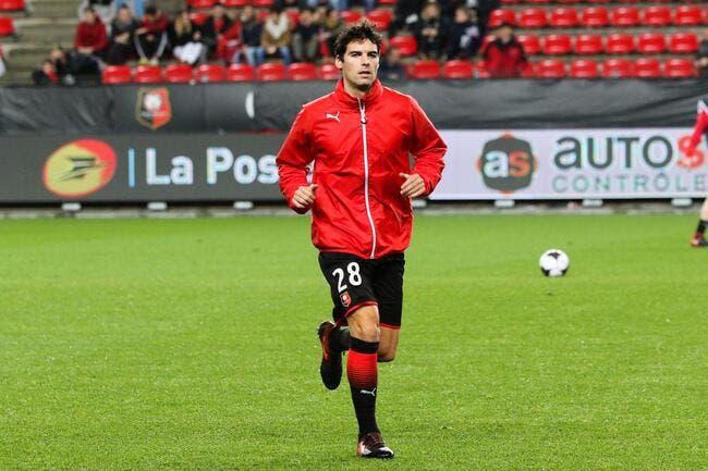 SRFC : Rennes sans Gourcuff contre le PSG