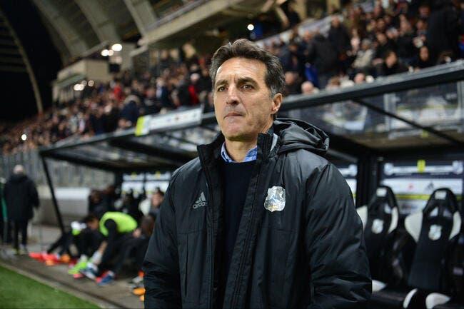 ASC : Amiens n'était pas vraiment là à Troyes