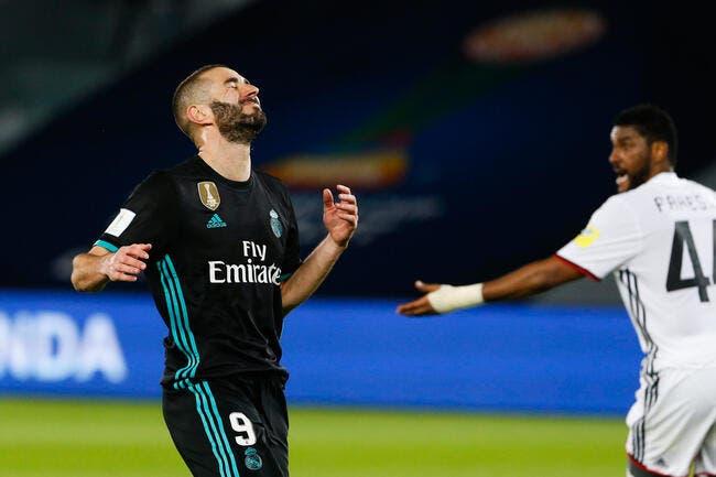 Benzema n'est pas comme Cristiano Ronaldo, Zidane adore ça